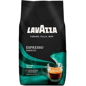 Lavazza 2735 Espresso Perfetto - 1 kg kawy w ziarnach, pełna w smaku, 0810