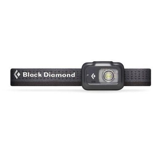 Black diamond astro 175 latarka czołowa, graphite 2019 latarki czołowe (0793661402374)