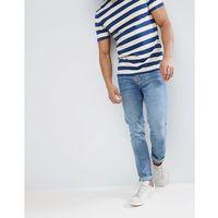 Stradivarius Skinny Jeans In Light Blue - Blue, jeans