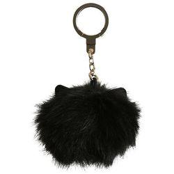 kate spade new york CAT POUF Breloczek black multi z kategorii Breloki