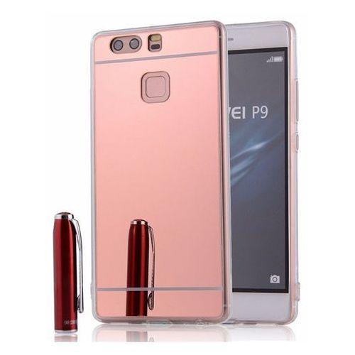 Slim Mirror Case Różowy | Etui dla Huawei P9 Plus - Różowy