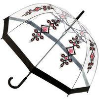 Parasol Folk Przeźroczysty Parzenica