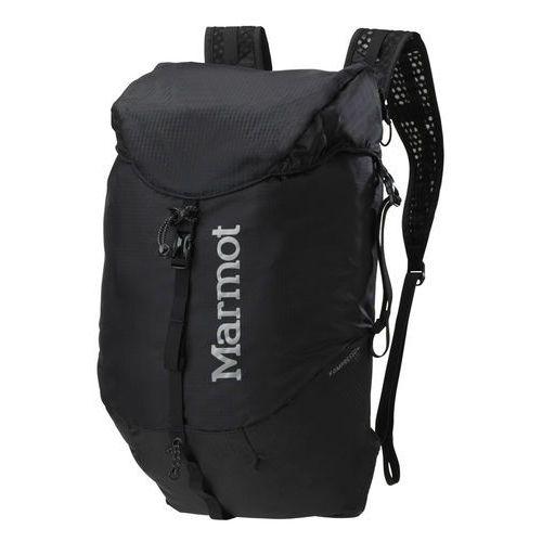 kompressor 18l daypack czarny plecaki codzienne marki Marmot