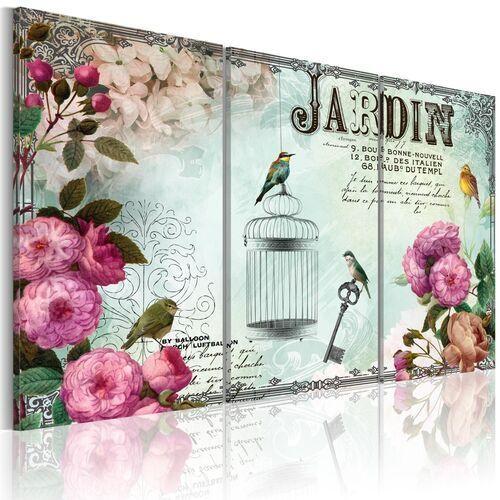 Obraz - Jardin