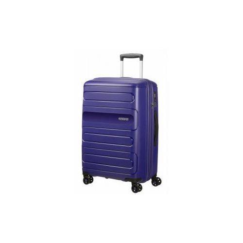 walizka średnia na 4 kołach z kolekcji sunside marki American tourister