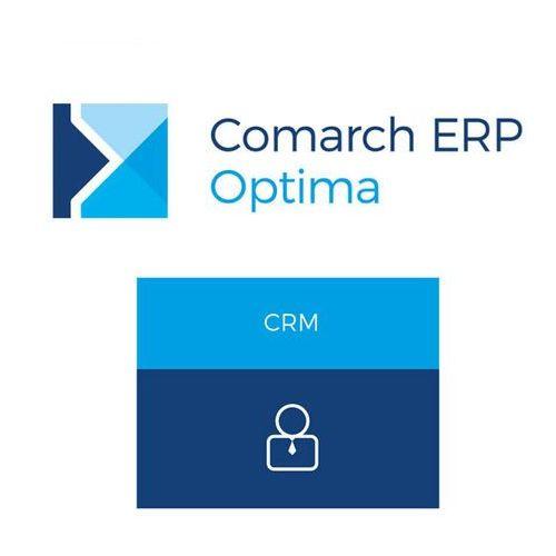Comarch s.a. Comarch erp optima moduł crm