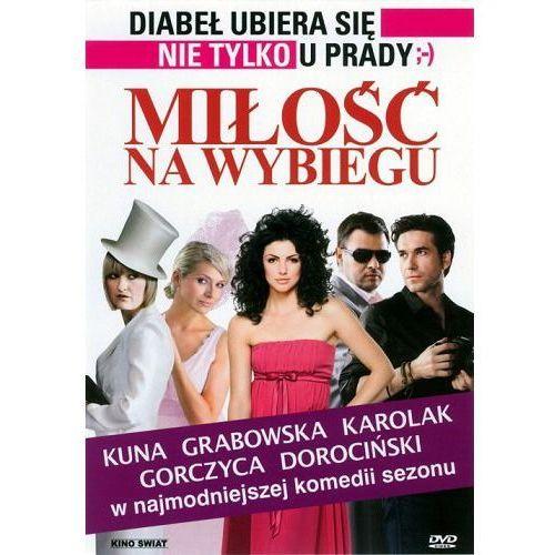 Miłość Na Wybiegu [DVD]