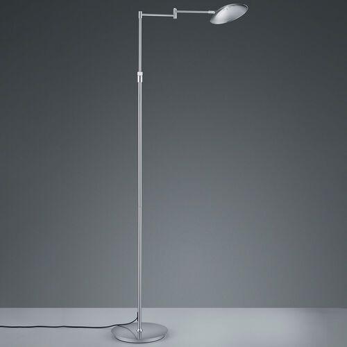 Trio-Leuchten Calcio Lampa Stojąca LED Nikiel matowy, 1-punktowy - Nowoczesny - Obszar wewnętrzny - CALCIO - Czas dostawy: od 4-8 dni roboczych