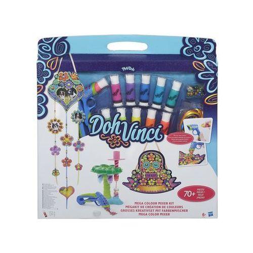 Play Doh Vinci Zestaw Mega mikser kolorów