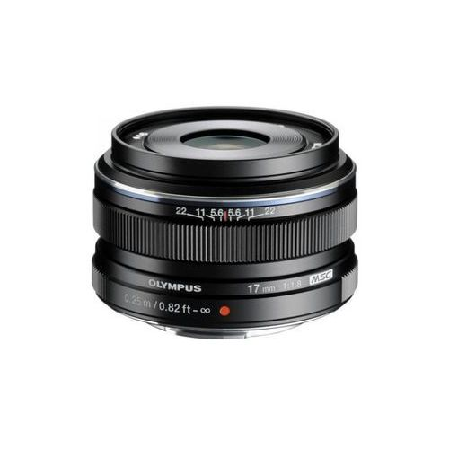 Olympus M.Zuiko Digital 17mm f/1,8 (czarny) - przyjmujemy używany sprzęt w rozliczeniu | RATY 20 x 0% (0201433069712)