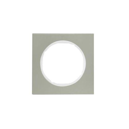 Berker  r.3 ramka 1-krotna, stal szlachetna/biały 10112214 (4011334392972)