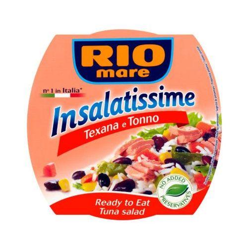 160g insalatissime mais e tonno gotowe danie z warzyw i tuńczyka marki Rio mare