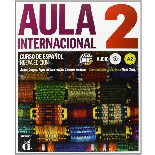 Aula Internacional Nueva Edicion 2. Podręcznik + CD