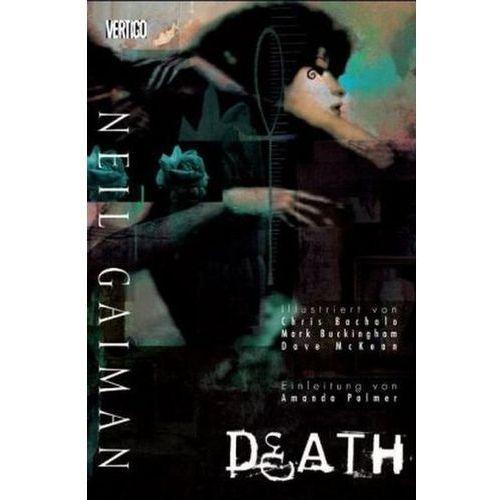 Neil Gaiman, Chris Bachalo, Mark Buckingham - Death (9783866079311)