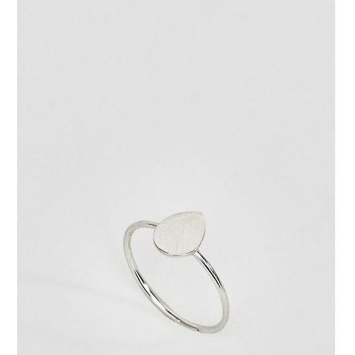 Kingsley ryan sterling silver teardrop ring - silver