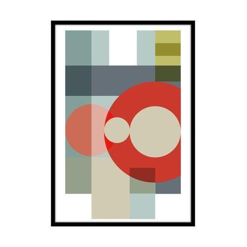 Art canvas Kanwa geometria 70 x 100 cm