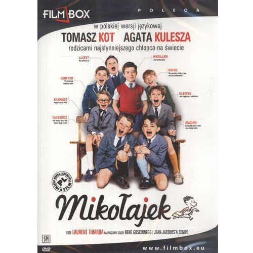 Mikołajek, towar z kategorii: Filmy familijne