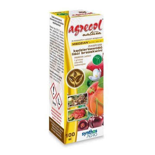 Środek grzybobójczy Agrecol Miedzian Extra 350 SC 100 ml, 2120