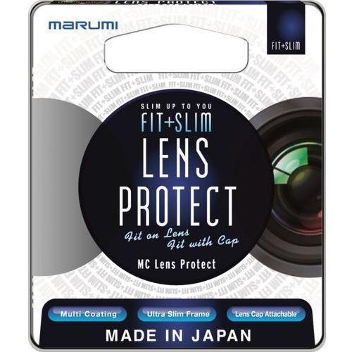 fit+slim multi coated lens protect 58mm - produkt w magazynie - szybka wysyłka!, marki Marumi