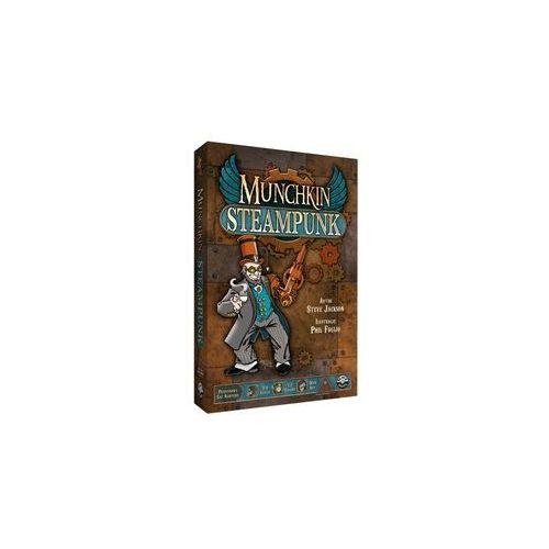Black monk Munchkin steampunk (edycja polska)