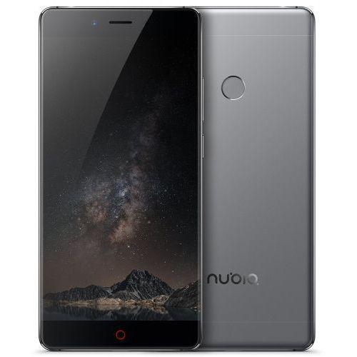 ZTE Nubia Z11 6/64GB Grey 24 msc gwar. (6902176900785)