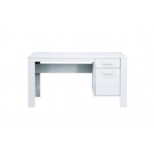 :: biurko robin białe - robin białe marki Woood