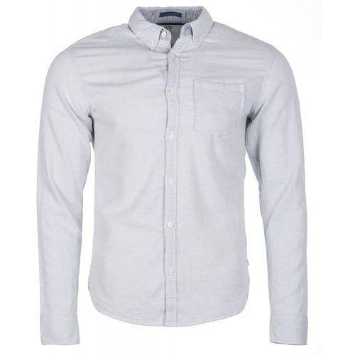 Q/S designed by koszula męska M, szary, kolor szary