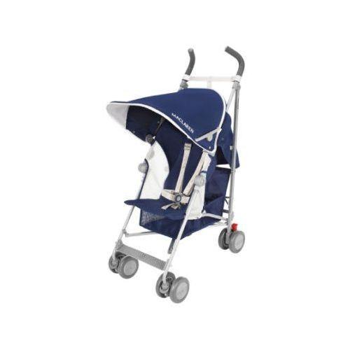 wózek spacerowy globetrotter medieval blue/white od producenta Maclaren