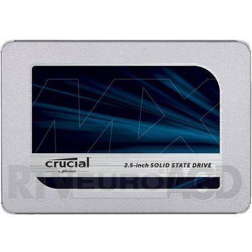 Crucial MX500 250GB - produkt w magazynie - szybka wysyłka!, CT250MX500SSD1