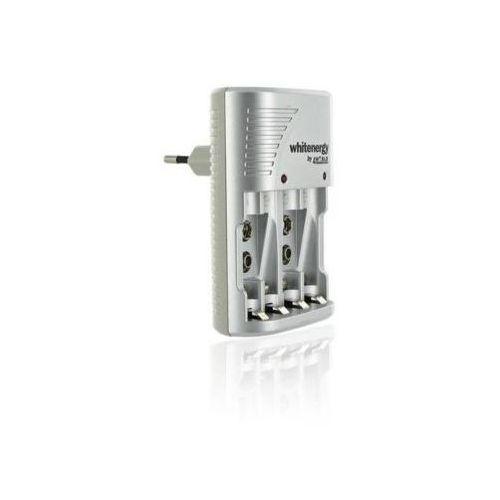 Whitenergy Ładowarka baterii 4xAA/AAA 2x9V 400mA 230V
