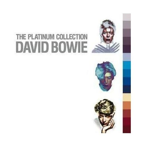 Emi David bowie - the platinum collection (3 cd) (0094634407625)