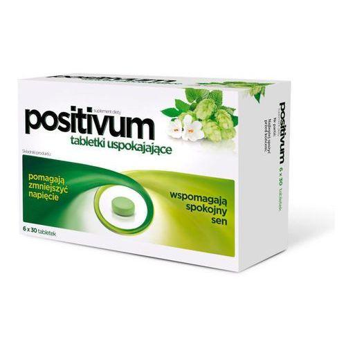 Tabletki POSITIVUM tabletki uspokajające x 180 tabletek