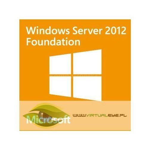 Hewlett packard enterprise Rok win svr foundation 2012r2 (1 cpu) en/ru/pl/cs 748920-421