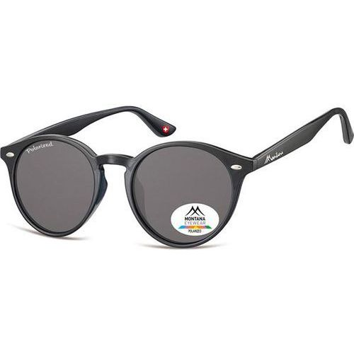 Okulary Słoneczne Montana Collection By SBG MP20 Polarized no colorcode, kolor żółty