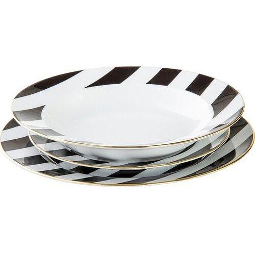 Zastawa stołowa dla 1 osoby Stripes