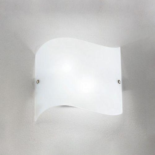 Linea light Plafon onda 440 biały żarówki led gratis!, 2400