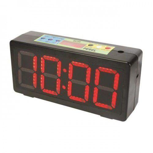 Zegar sportowy led z licznikiem interwałowym marki Velleman