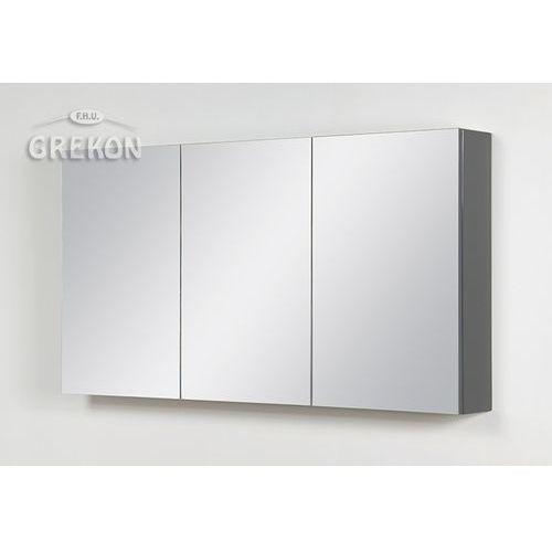 Szafka łazienkowa z lustrem 120/65 seria fokus sz marki Gante