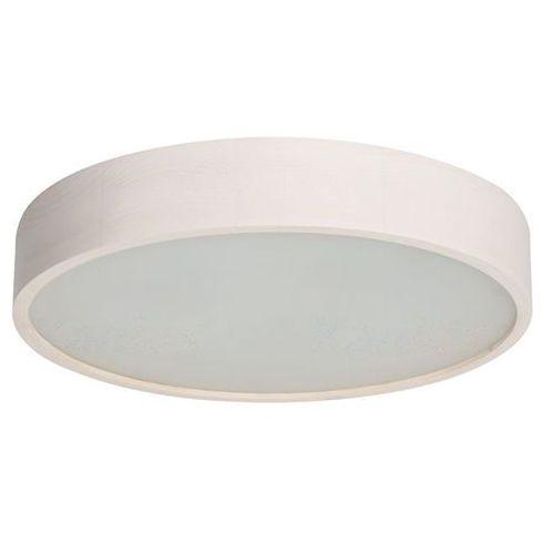 Kanlux Plafon jasmin 470-w 23125 lampa sufitowa 3x40w e27 biały