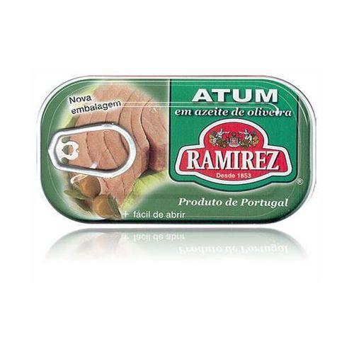 Portugalski stek z tuńczyka w oliwie z oliwek Ramirez 120g