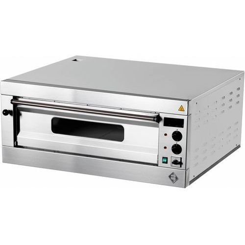 Piec do pizzy 1-komorowy 8000W | 400V
