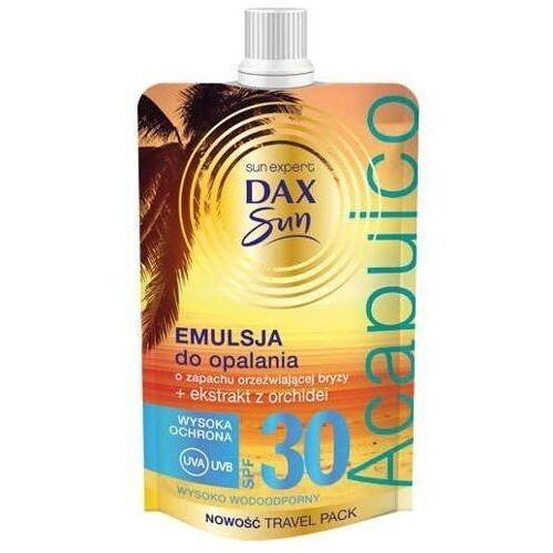 DAX SUN Emulsja do opalania Acapulco SPF30 50ml