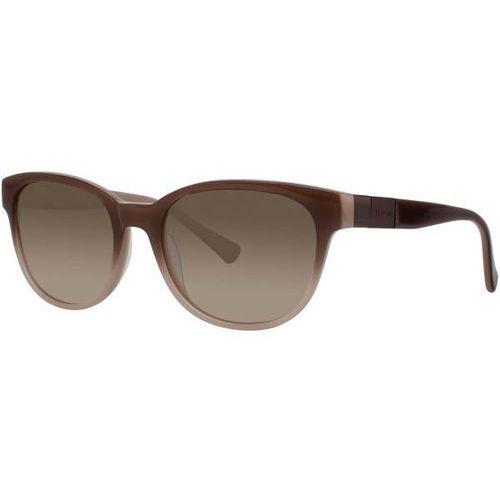 Vera wang Okulary słoneczne v444 chocolate
