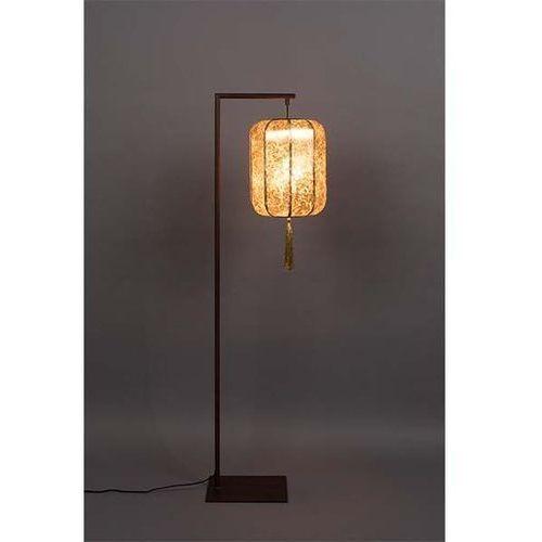 Dutchbone Lampa podłogowa SUONI złota 5100097, 5100097