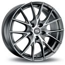 Felga  msw25 matt titanium machined face 6x15 5x114.3 et45 marki Msw