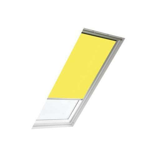 Velux Roleta przyciemniająca rfl m10 4073 żółta 78 x 160 cm (5702326037061)