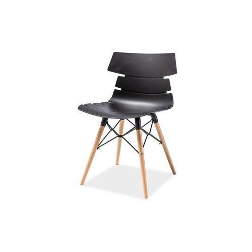 Signal meble Krzesło ferro czarny