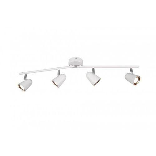 Lampa sufitowa Reality TOULOUSE LED Biały, 4-punktowe - Nowoczesny - Obszar wewnętrzny - TOULOUSE - Czas dostawy: od 3-6 dni roboczych, R82124131