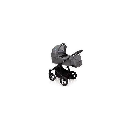 Wózek wielofunkcyjny lupo comfort  (graphite) marki Baby design