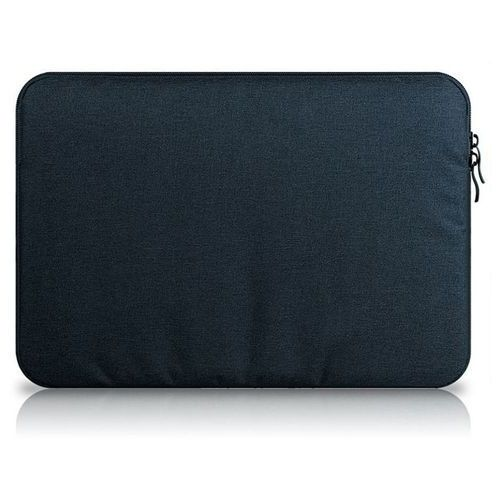 Pokrowiec  sleeve apple macbook air / pro 13 granatowy - granatowy marki Tech-protect
